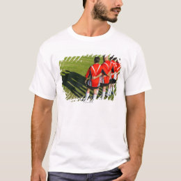 Rugby teammates T-Shirt