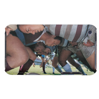 Rugby Union Players in a Scrum iPod Touch Cover