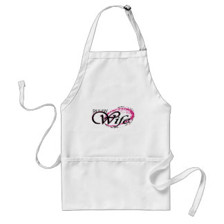 rugby wife aprons