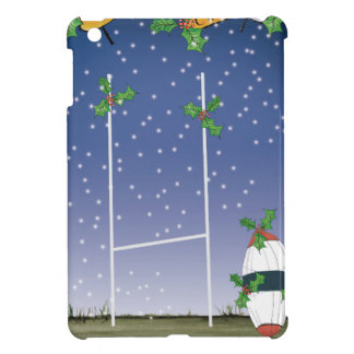 rugby xmas iPad mini covers