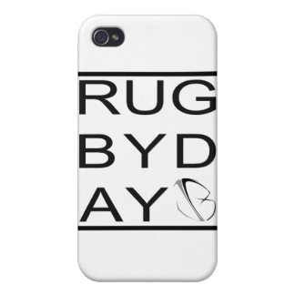 rugbyday covers for iPhone 4