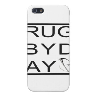 rugbyday iPhone 5/5S cover