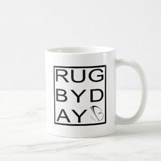 rugbyday mug