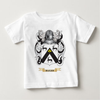 Ruger Coat of Arms (Family Crest) Baby T-Shirt