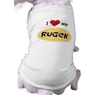 Ruger Personalized Shirt