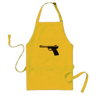 Ruger Pistol Gun Adult Apron
