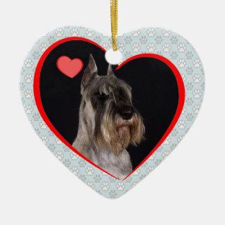 Ruger Valentine Ornament