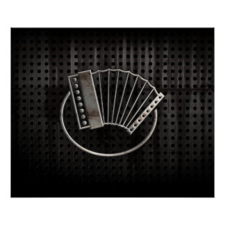 Rugged Accordion Posters