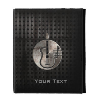 Rugged Acoustic Guitar iPad Cases