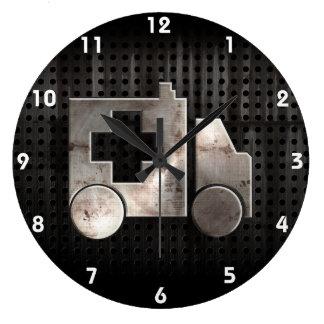 Rugged Ambulance Large Clock