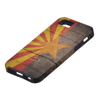 Rugged Arizona Flag iPhone 5 Case