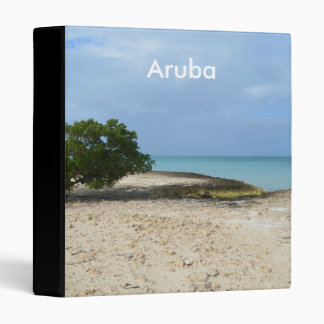 Rugged Aruba 3 Ring Binder