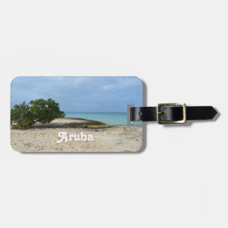 Rugged Aruba Bag Tag