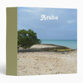 Rugged Aruba Binder