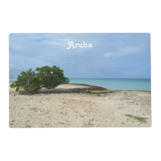 Rugged Aruba Placemat