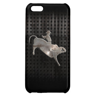 Rugged Bull Rider iPhone 5C Cover