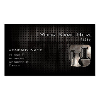 Rugged Chemistry Double-Sided Standard Business Cards (Pack Of 100)