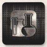 Rugged Chemistry Coasters