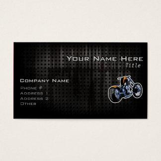 Rugged Chopper Business Card