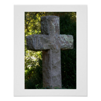 Rugged Cross 16x20 Poster