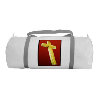 Rugged Cross Gym Bag
