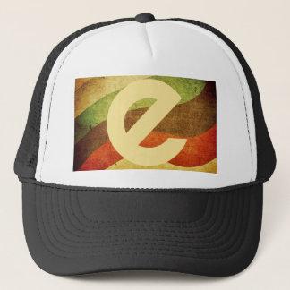 Rugged E Trucker Hat