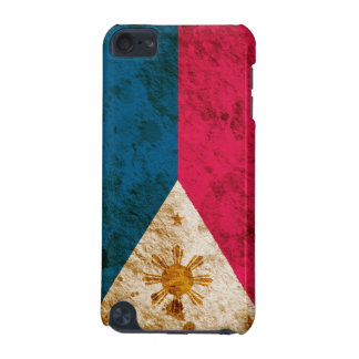 Rugged Filipino Flag iPod Touch (5th Generation) Covers
