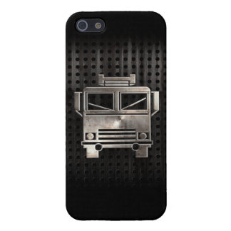 Rugged Fire Truck iPhone SE/5/5s Case