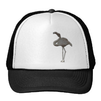 Rugged Flamingo Trucker Hat