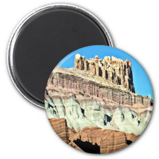 Rugged Heights - Capital Reef National Park Magnets