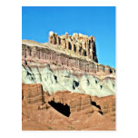 Rugged Heights - Capital Reef National Park Postcard