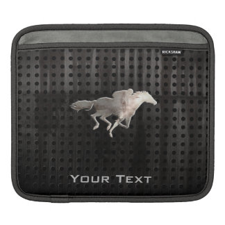 Rugged Horse Racing Sleeves For iPads