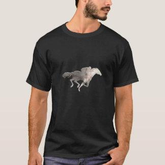 Rugged Horse Racing T-Shirt