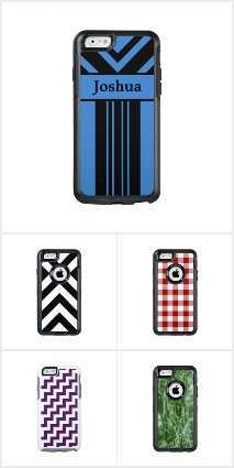 Rugged iPhone 6/6s OtterBox Cases