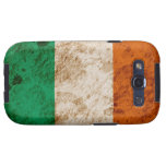 Rugged Irish Flag Galaxy S3 Covers