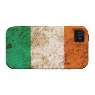 Rugged Irish Flag iPhone 4/4S Cover