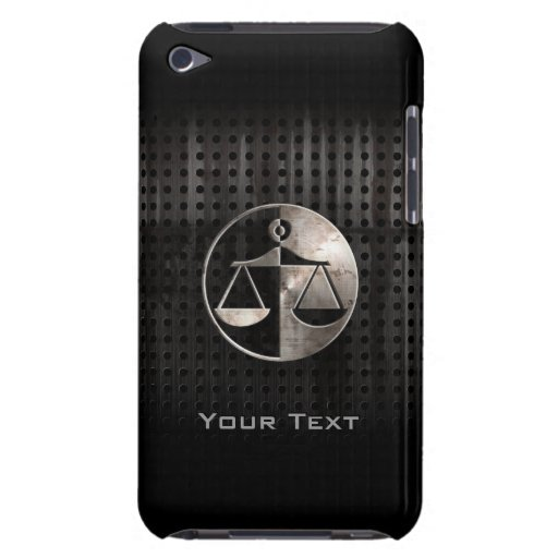 Rugged Justice Scales iPod Touch Covers