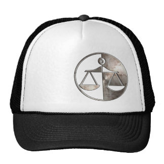 Rugged Justice Scales Mesh Hats