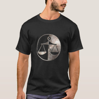 Rugged Justice Scales T-Shirt