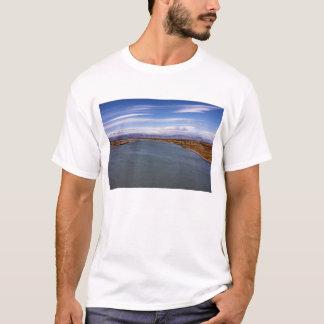 Rugged Landscape Alongside Patagonian Andes T-Shirt