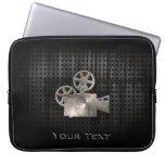 Rugged Movie Camera Computer Sleeve