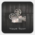 Rugged Movie Camera Sticker