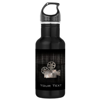 Rugged Movie Camera Water Bottle