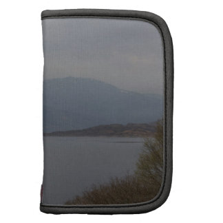 Rugged outdoor and water of Loch Organizer