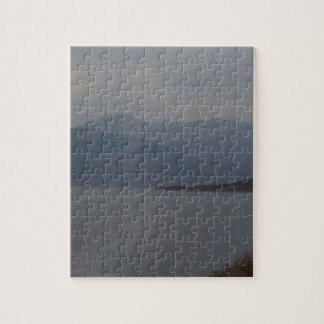 Rugged outdoor and water of Loch Puzzles