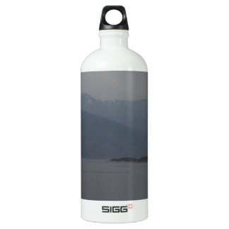 Rugged outdoor and water of Loch Water Bottle