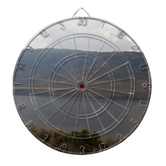 Rugged outdoors in Scottish Highlands Dart Boards