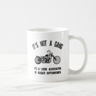 Rugged Outdoorsmen Classic White Coffee Mug