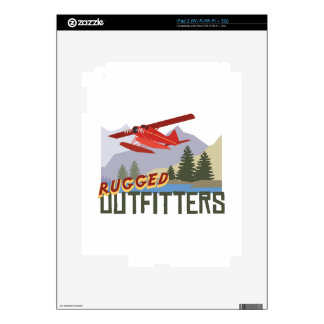 Rugged Outfitters Decal For The iPad 2