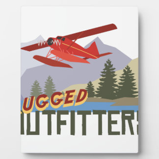 Rugged Outfitters Plaque